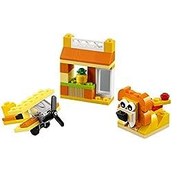 LEGO Classic 10709 - Set Costruzioni Scatola della Creatività, Arancione