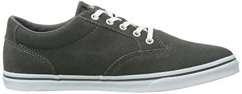 Vans W WINSTON LOW (SUEDE) GRAY/WH Damen Sneakers Grau ((Suede) gray/wh DYY)