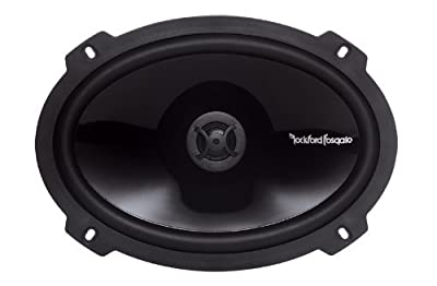 "Rockford Fosgate P1692 Punch 6x9"" inch 2-Way Coaxial Car Rear Parcel Shelf Speakers - Pair"