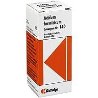 SYNERGON KOMPLEX 140 Acidum formicicum Tropfen 20 ml Tropfen preisvergleich bei billige-tabletten.eu