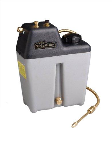 TRICO Réservoir en polyéthylène à haute densité, système avec 1 ligne, 1 Gallon Capacité, 25,4 cm Largeur x Hauteur 12–1/10,2 cm X 5–1/10,2 cm de profondeur