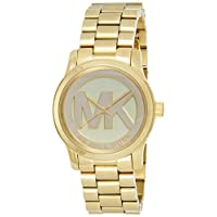 Michael Kors Runway Watch for Women - Analog Stainless Steel Band - MK5786