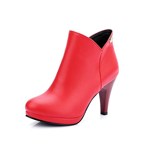 adeesu-bottes-chelsea-femme-rouge-red