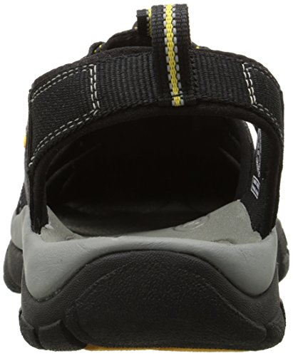 Keen Newport H2, Sandales de Randonnée Homme Noir (Black)