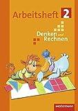 Denken und Rechnen - Allgemeine Ausgabe 2017: Arbeitsheft 2