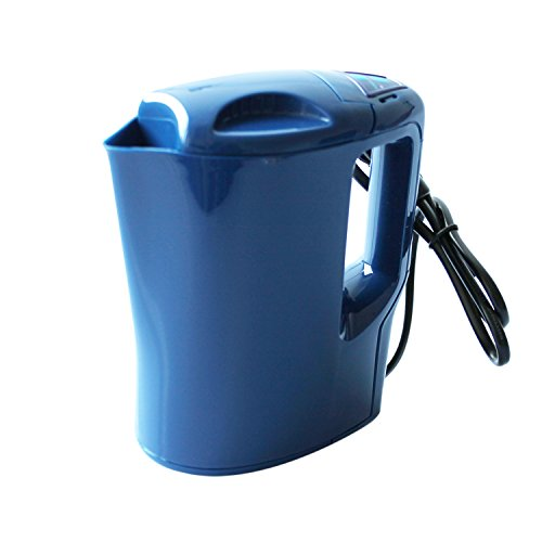 Hervidor de agua Aqua Soft 0.8 litros, 24 V/250 W Camión camping Barco