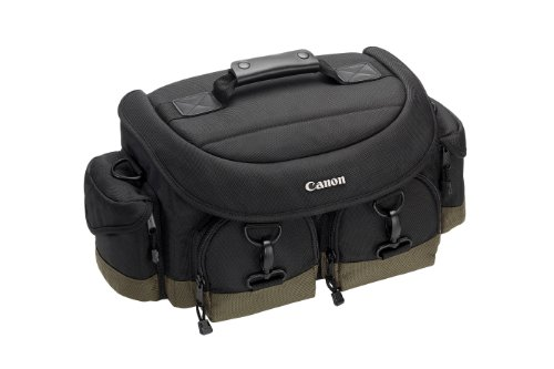 Canon Professional Gadget 1EG SLR-Kameratasche für ein bis zwei Bodys, 7-10 Objektive und Zubehör