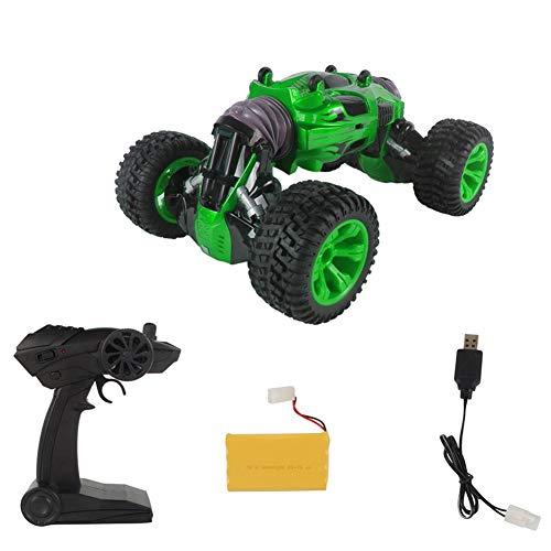 Fancylande Ferngesteuert Auto, Allradantrieb Geländewagen klettern 1:10 Verformungsinsektenauto Fern Gedrehtes Auto Jeep-Auto Drift-Stunt-Spielzeug