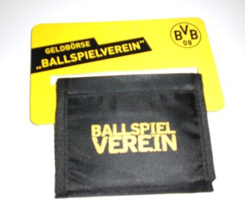 BVB Borussia Dortmund Geldbörse Fussballverein