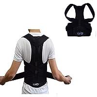 ZSZBACE Rücken Haltungskorrektur, Rücken Schulter Verstellbar Atmungsaktiv Bandage Geradehalter zur Haltungskorrektur... preisvergleich bei billige-tabletten.eu