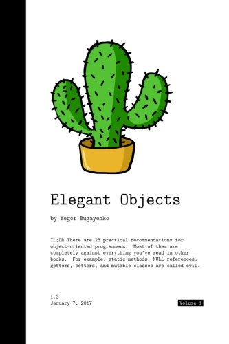Elegant Objects: Volume 1