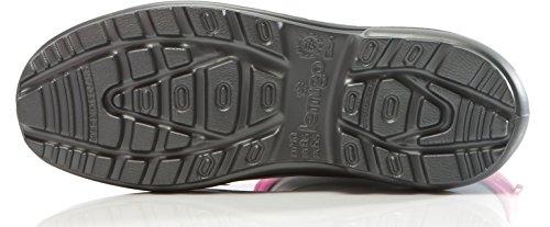 Lemigo Bottes de Pluie EVA Thermo Jessy 800-2017 Gris/Rose