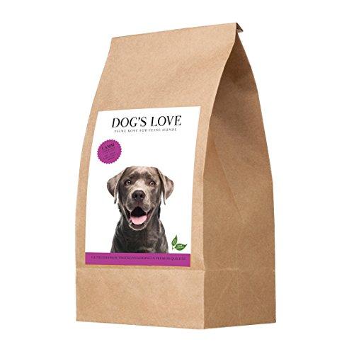 Dogs Love mit Lamm