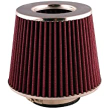 "Sumex Bza60Pk - Filtro Aire ""Stream Air"" Pink Universal Con Adaptador"