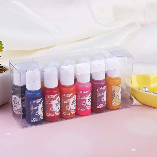 13 Pigmenti Coloranti per Resina Epossidica Senza Odore Altamente Trasparenti Non Tossico per Creazioni Gioielli Mestieri DIY