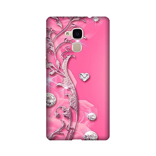 theStyleO Quality Designer Printed Case & Cover for Huawei Honor 5C (Art Pattern)
