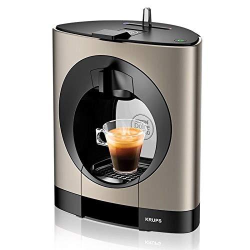 Dolce Gusto Oblo Krups KP110T Nescafé Kaffeekapselmaschine (manuell) Titan