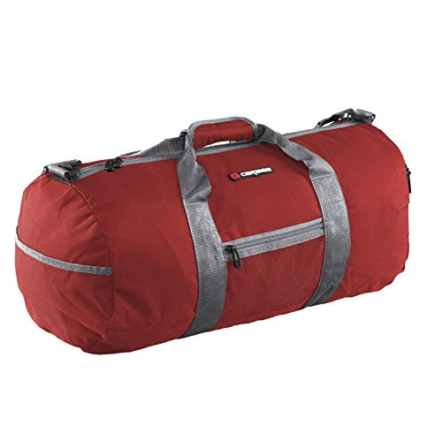 caribee-urban-utility-holdall-travel-duffle-27-cm-60-liters-red