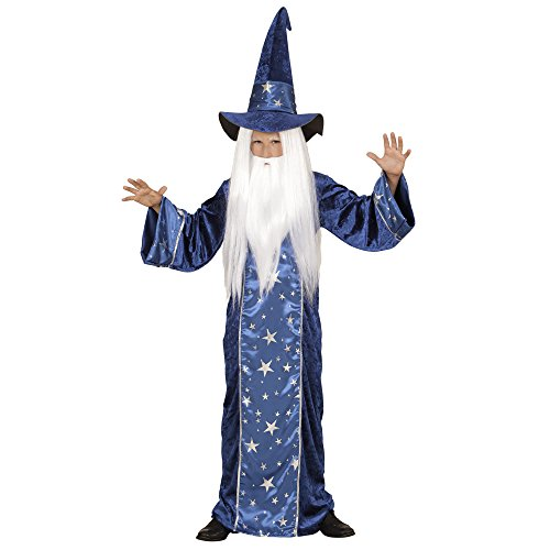 Widmann - Kinderkostüm (Kostüm Magic 8 Ball)