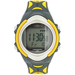 Umbro Men's Digital Watch Grey U 876
