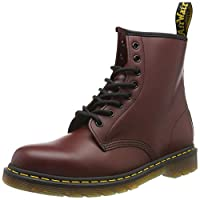 Look great in these shoes from Dr. Martens. They provide accessible indulgence for the modern world and are the perfect blend of contemporary sophistication. With a low heel and round toe, you are delivered comfort with every step you take. T...