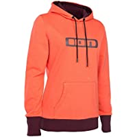 Litio – Sudadera litio Logo WMS Hot Coral, hot coral/466