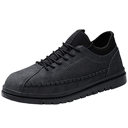 LuckyGirls Calzado Deportivo Zapatos Planos De Running Color de Mezcla Zapatillas De...
