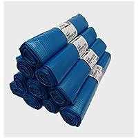 4 Rollen 100 Stück Müllbeutel Müllsack Abfallbeutel Müllsäcke 140l Liter blau