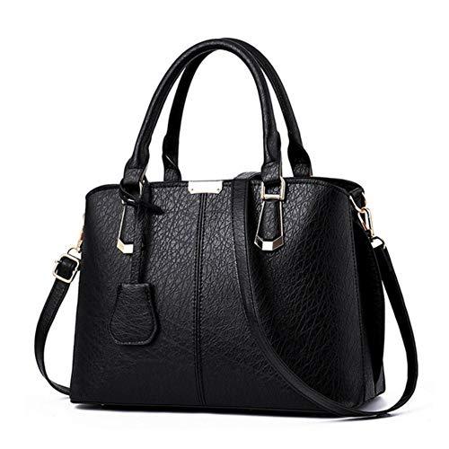 8661a0577b12a Wymw Handbag Women Bags Soft Leather Crossbody Bags Ladies Tote Bag Large  Capacity Female Shoulder Bag