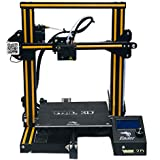 WOL3D UPGRADED Creality Ender 3 With WIFI Box, DIY 3D Printer with Resume function (Print size - 220X220X250 MM)
