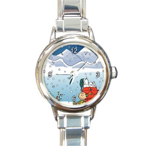 a-charlie-brown-christmas-custom-design-italian-charm-watch-limited-edition1-by-the-a-watch-shop