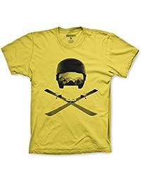 Crossed Skis T-Shirt