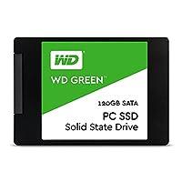 """WD GREEN 2.5"""" 120GB SSD SATA3 540/430 WDS120G1G0A"""
