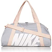 Nike W Nk Gym Club Bag, Mujer, Sky Grey/Washed Coral/(White), MISC