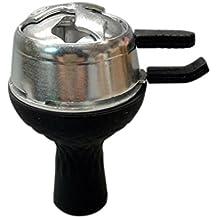 fish Aleación de Aluminio Kaloud carbón de leña del Quemador de la Estufa por Holder Shisha
