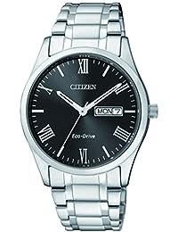 Citizen Herren-Armbanduhr Analog Quarz Edelstahl BM8506-83EE