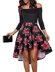 ba6006ce10d6e Vectry Ropa Mujer Vestidos Vestidos Casual De Mujer Primavera Vestidos  Largo De Elegante Moda Mujer 2019