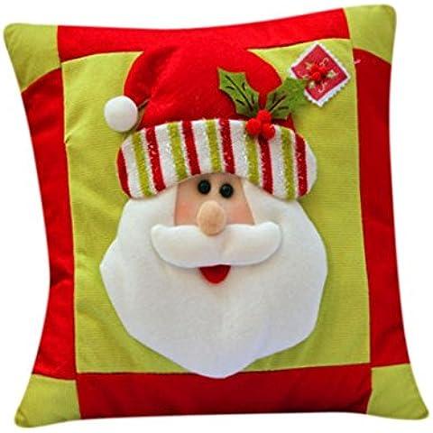 Babbo Natale divano-letto della decorazione della casa del Festival del