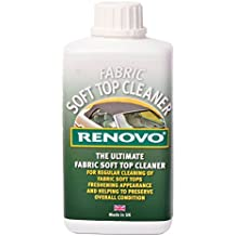 Soft Top Fabric Cleaner