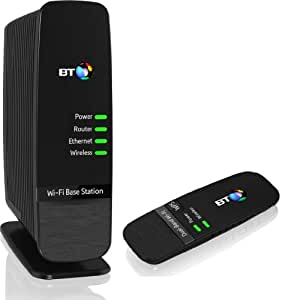 BT Universal Dual-Band N600 Wi-Fi Upgrade Kit