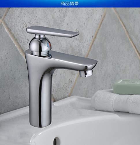 Robinets de lavabo chromés polis avec robinets de lavabo évier Prix Chaud Froid Pas Cher Salle de Bain, sanitaires, robinets de lavabo Salle de Bain,