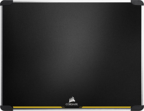 Corsair MM600 Gaming Mauspad (Medium, Dual Sided Harte Oberfläche) schwarz -