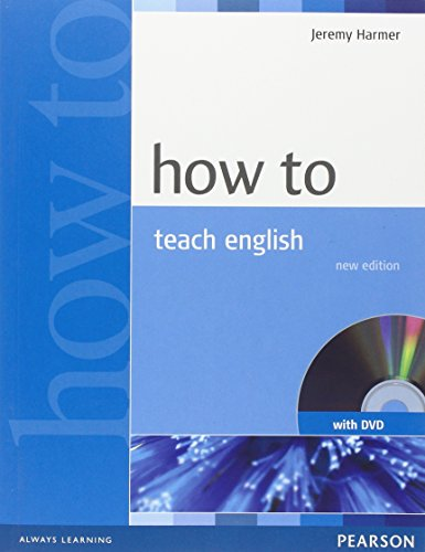 How to Teach English Book and DVD Pack.