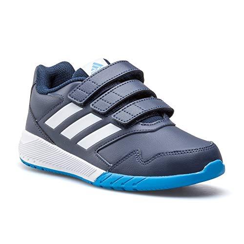 adidas Unisex-Kinder Altarun CF Fitnessschuhe, Blau (Maruni/Ftwbla/Azubri 000), 33 EU