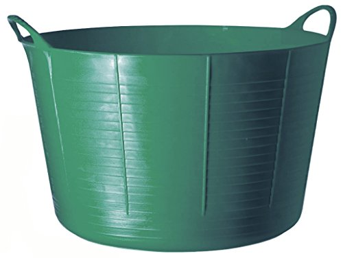 41vbiTxBPZL BEST BUY #1Tubtrugs 75L XL Flexible 2 Handled Recycled Tub, Green price Reviews uk
