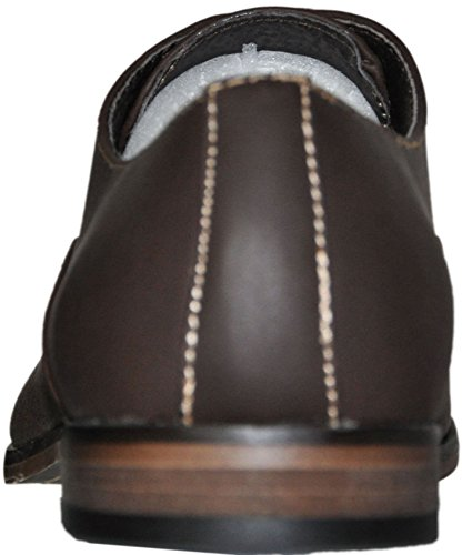 chaussures derbies homme 3039all Marron