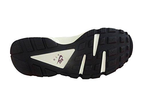 nike da donna air huarache run stampa scarpe da corsa 725076 scarpe da tennis Mulberry/Black/Nautica/Sport Fucsia
