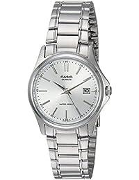 CASIO 19728 LTP-1183A-7A - Reloj Señora cuarzo brazalete metálico plata