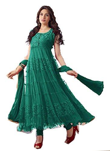 Salwar Suit ( SM_20_Green )