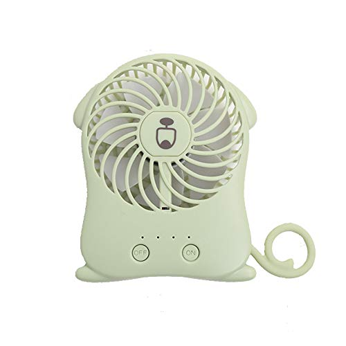Cleaning Appliance Parts Creative Personal Travel Fan Mini Portable Handheld Fan Rechargeable Battery Operated Pocket Fan Lightweight Small Dual Head Fan Skilful Manufacture